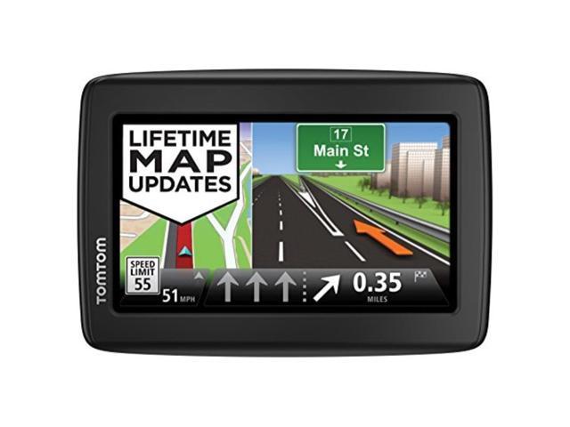 TomTom VIA 1515M 5-Inch GPS with Lifetime Map Updates - Newegg com