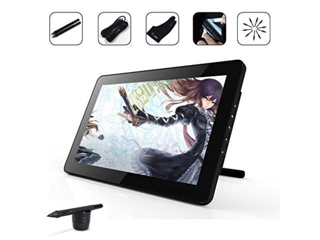 UGEE HK1560 15 6 Inches Pen Display IPS Drawing Monitor Dual Monitor with  Adjustable Stand - Newegg com