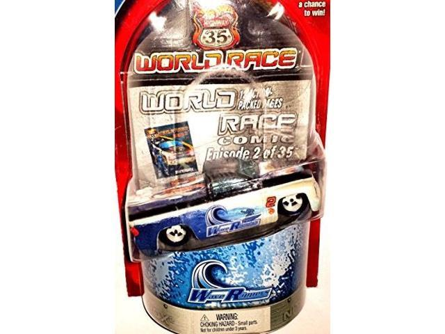 hot wheels highway 35 world race wave rippers series ...  hot wheels high...