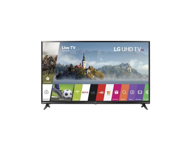 "Refurbished: LG 55"" Class 4K (2160P) Smart LED TV (55UJ6300)"