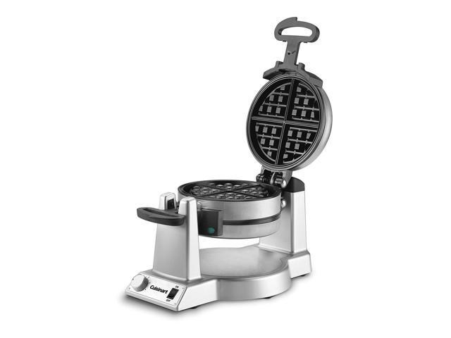 CONAIR WAF-F20 DOUBLE BELGIAN WAFFLE MAKER RD