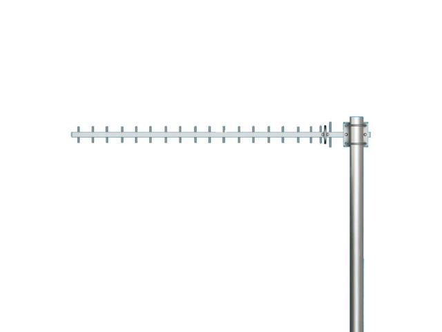 WiFi Yagi Antenna - Tupavco TP513 - 2 4GHz 17dBi Angle H:25° V:24 Outdoor  Directional Wireless - Newegg com