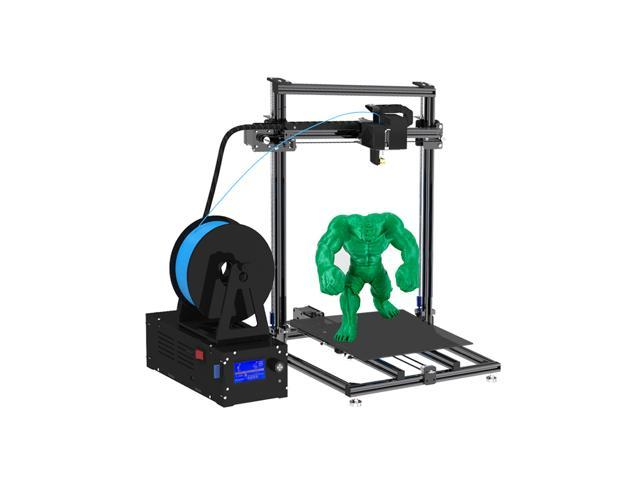 ADIMLab 3D Printer Gantry I3 Plus 310X310X410 3D Printing Size Preassembled  Heatbed With Glass PLA - Newegg com