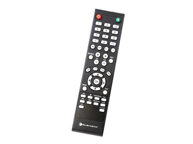 New Remote Control for Element TV ELEFW40C ELEFW605 ELEFW504A ELEFW408  ELEFW328 - Newegg com