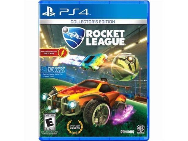 Rocket League Collector's Edition (Sony PlayStation 4, 2017)