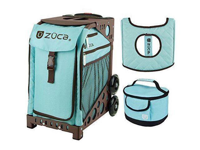 ff1d0e3d4ec1 Zuca Sport Bag - Calypso with Gift Lunchbox and Seat Cover (Brown Frame) -  Newegg.com