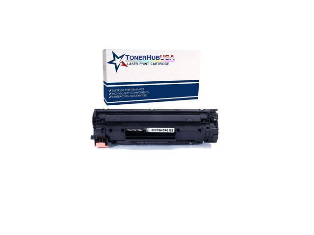 1PK CE278A 78A Generic Toner 2,200 Page For HP LaserJet Pro P1606N P1606DN