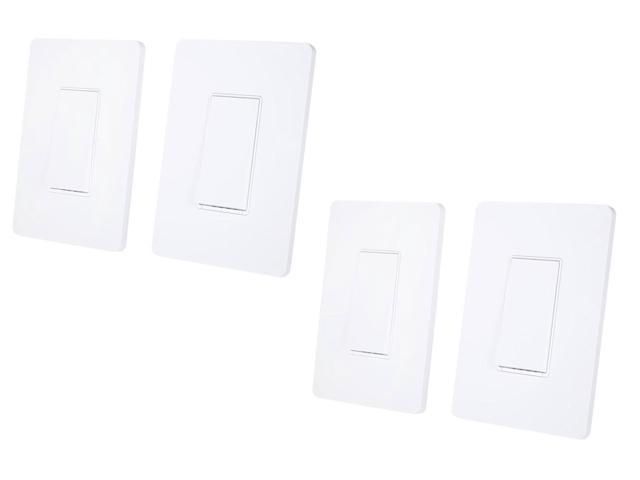 2-Count TP-Link Kasa HS210 Smart Wi-Fi Light Switch (3-Way Kit)