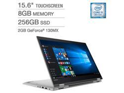 "Lenovo 81CA001TUS 15.6"" Touchscreen Laptop (i5-8250U/8GB/256GB SSD)"