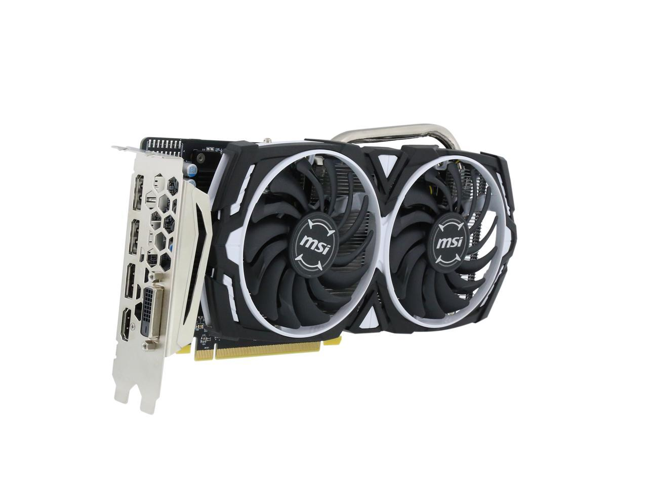 MSI Gaming Radeon Rx 570 256-bit 4GB GDRR5 Graphics Card