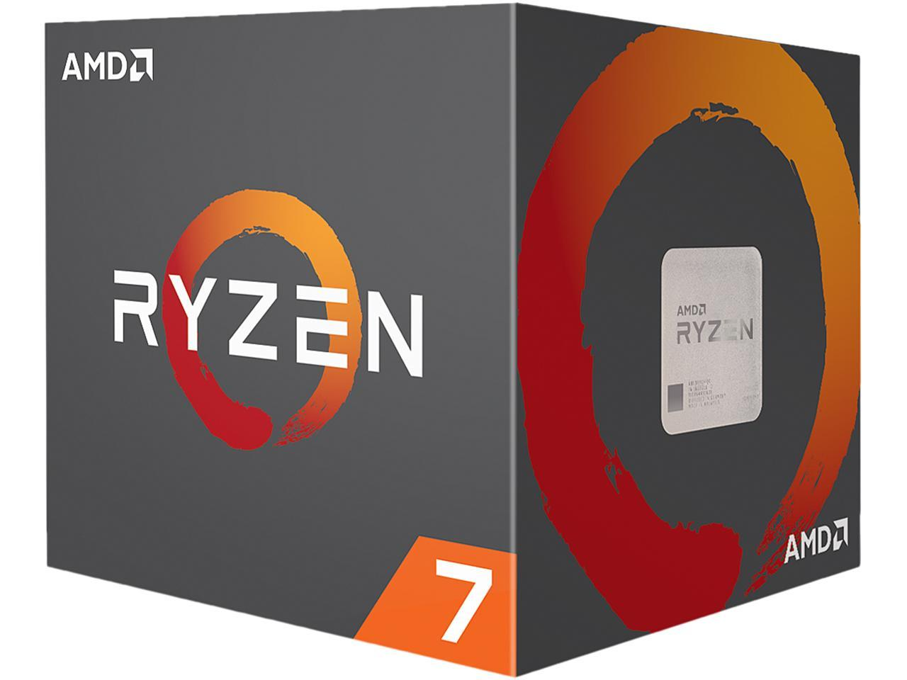 AMD Ryzen 7 2700 3.2GHz Desktop Processor