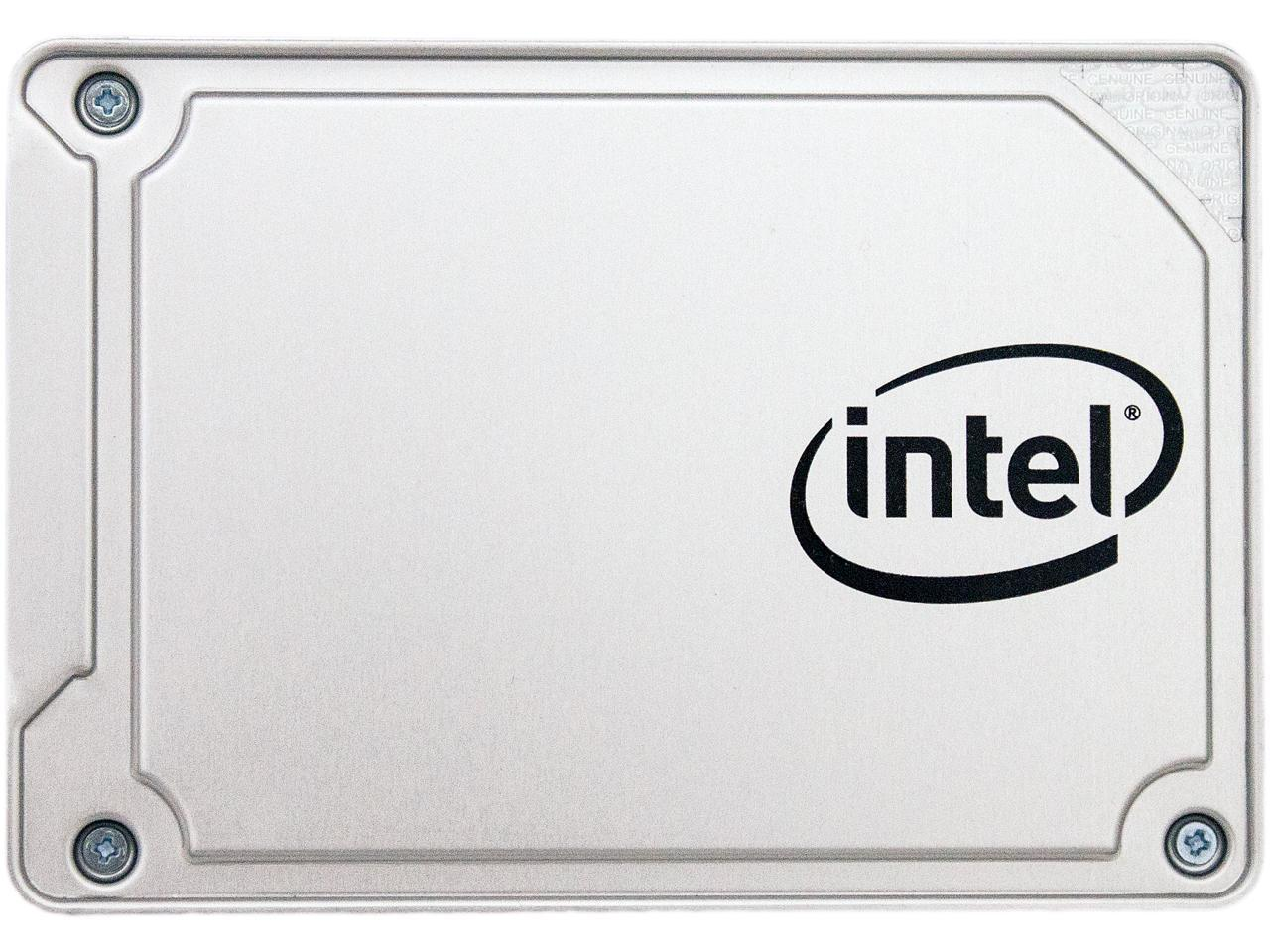 Save 25% on Intel 545s 2.5