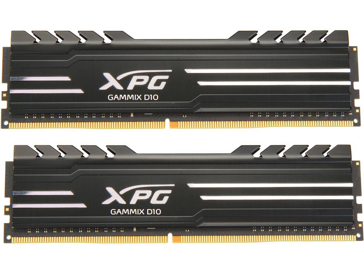 ADATA XPG GAMMIX D10 16GB Desktop Memory