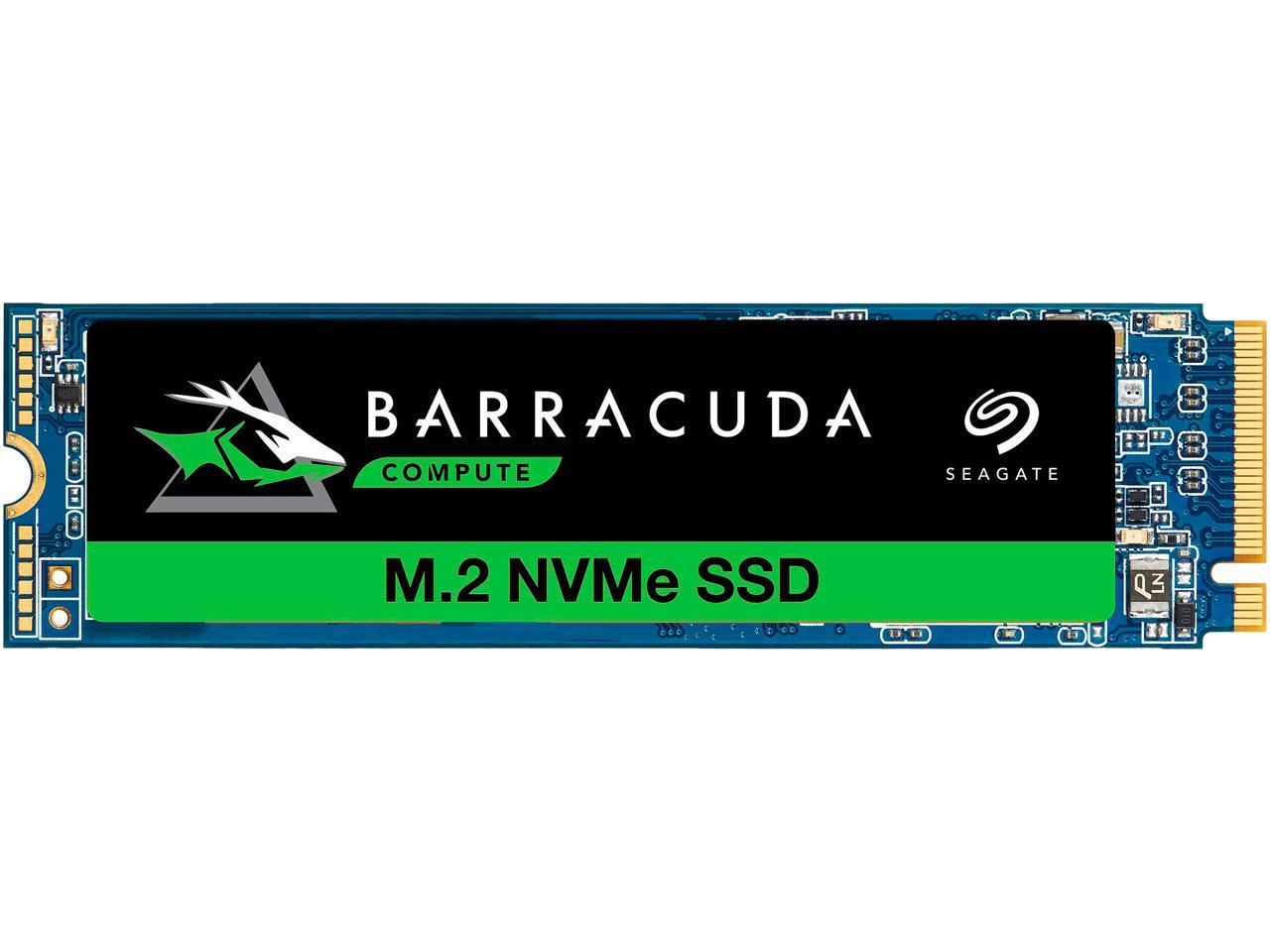 Seagate BarraCuda 510 512GB Internal Solid State Drive
