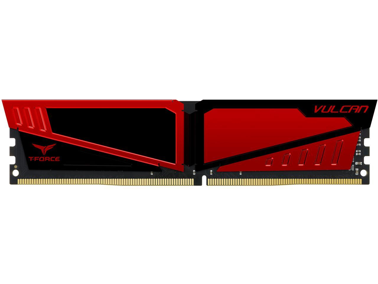 Team T-Force Vulcan 8GB Desktop Memory