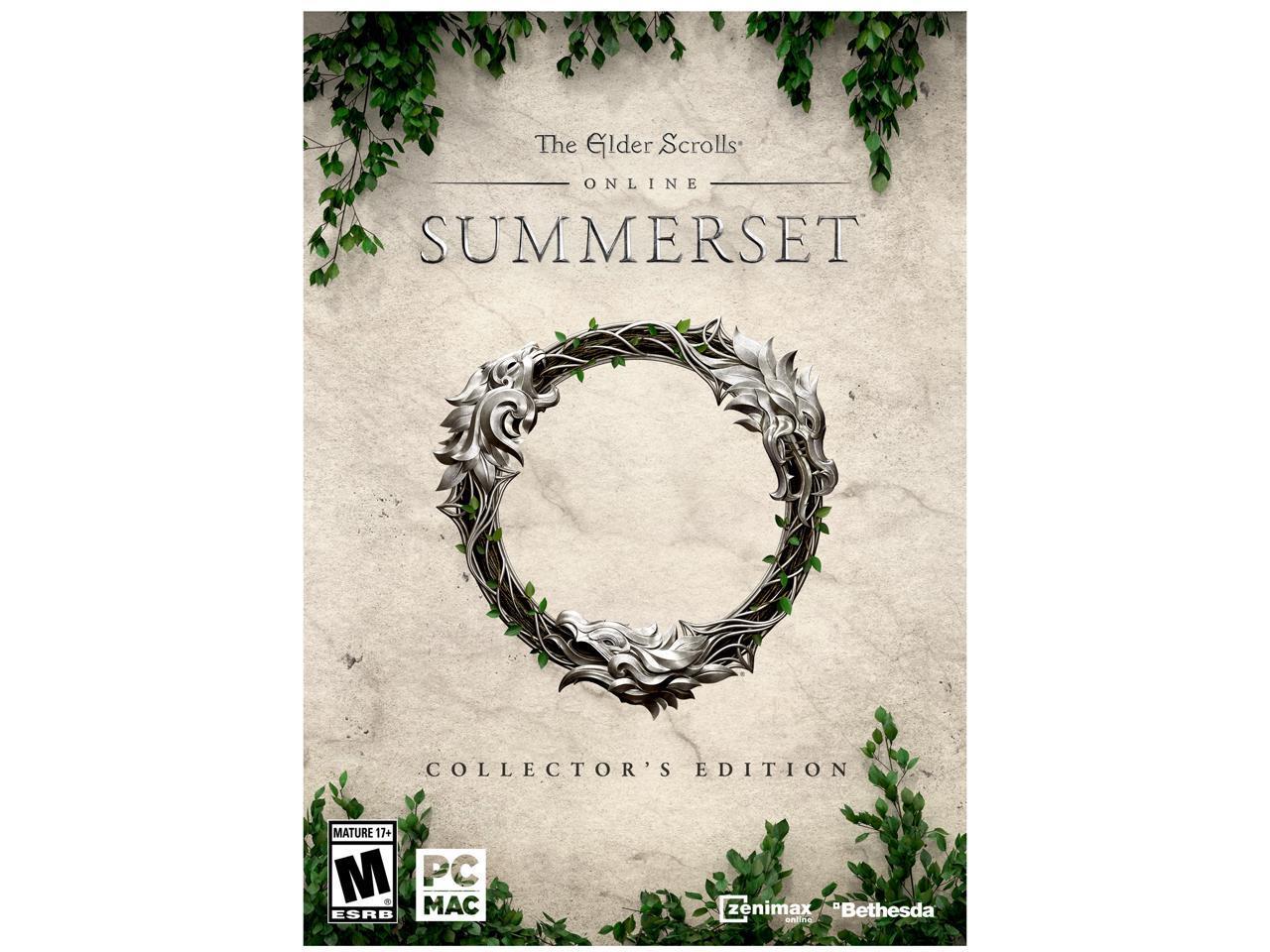 The Elder Scrolls Online: Summerset Collector's for PC