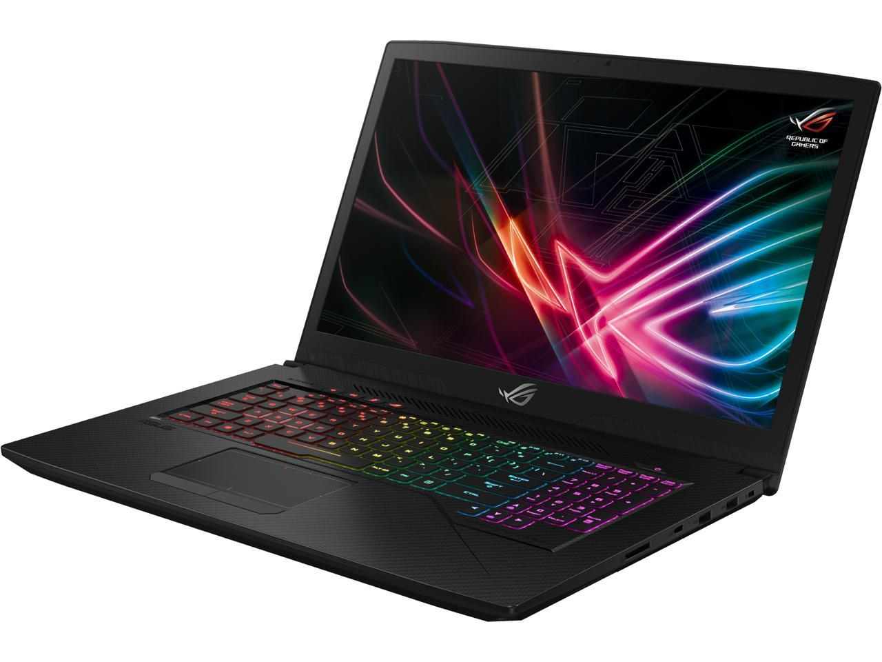 "Asus 17.3"" Gaming Laptop (Core i7 / 16GB / 1TB HDD/128GB SSD)"