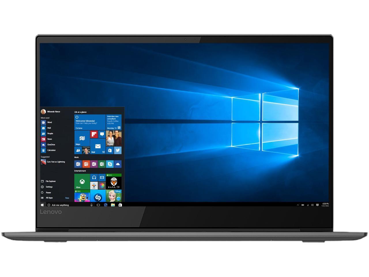 Lenovo Yoga 730s-13IWL Core i7-8565U 16Gb 512Gb 13.3in FHD