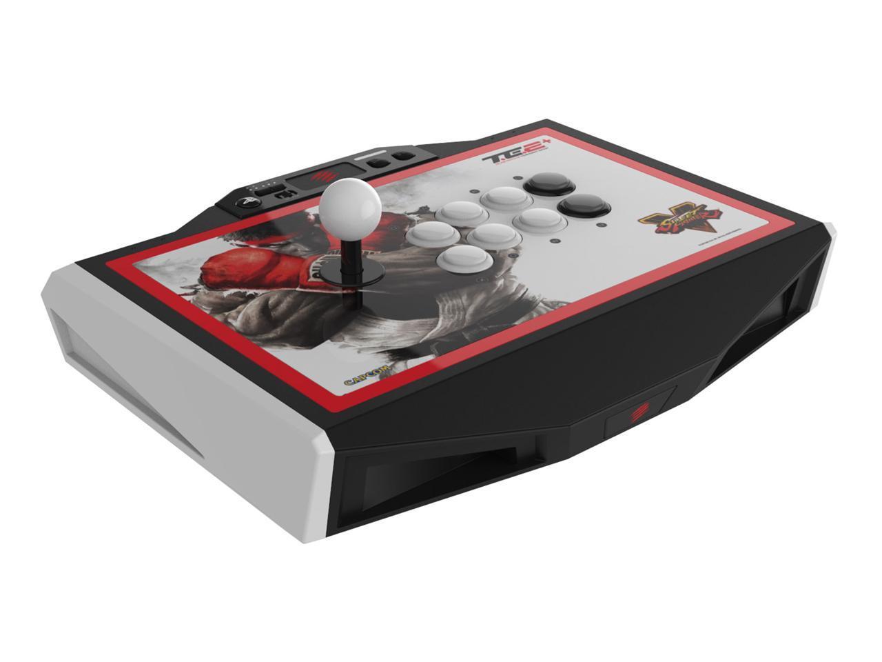 Mad Catz SFV Arcade FightStick Tournament Edition 2 For PS3 & PS4