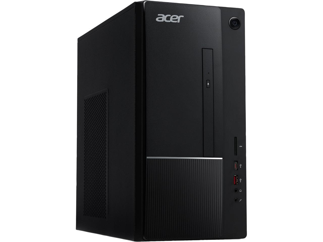 Acer Aspire T TC-865 Desktop (Quad Core i3-8100 / 8GB / 1TB)