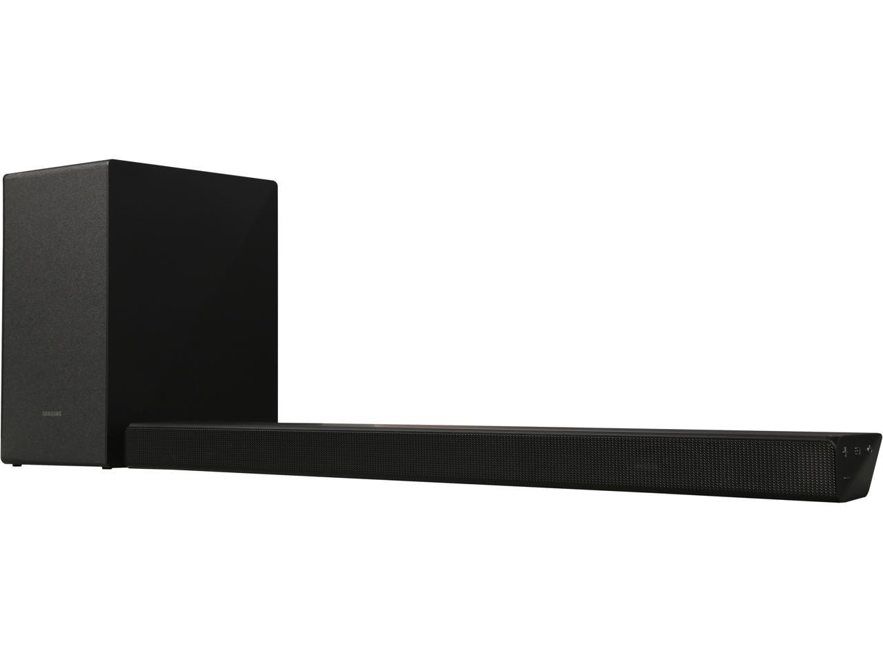 Samsung HW-N450/ZA 2.1-Ch Sound Bar with Wireless Subwoofer