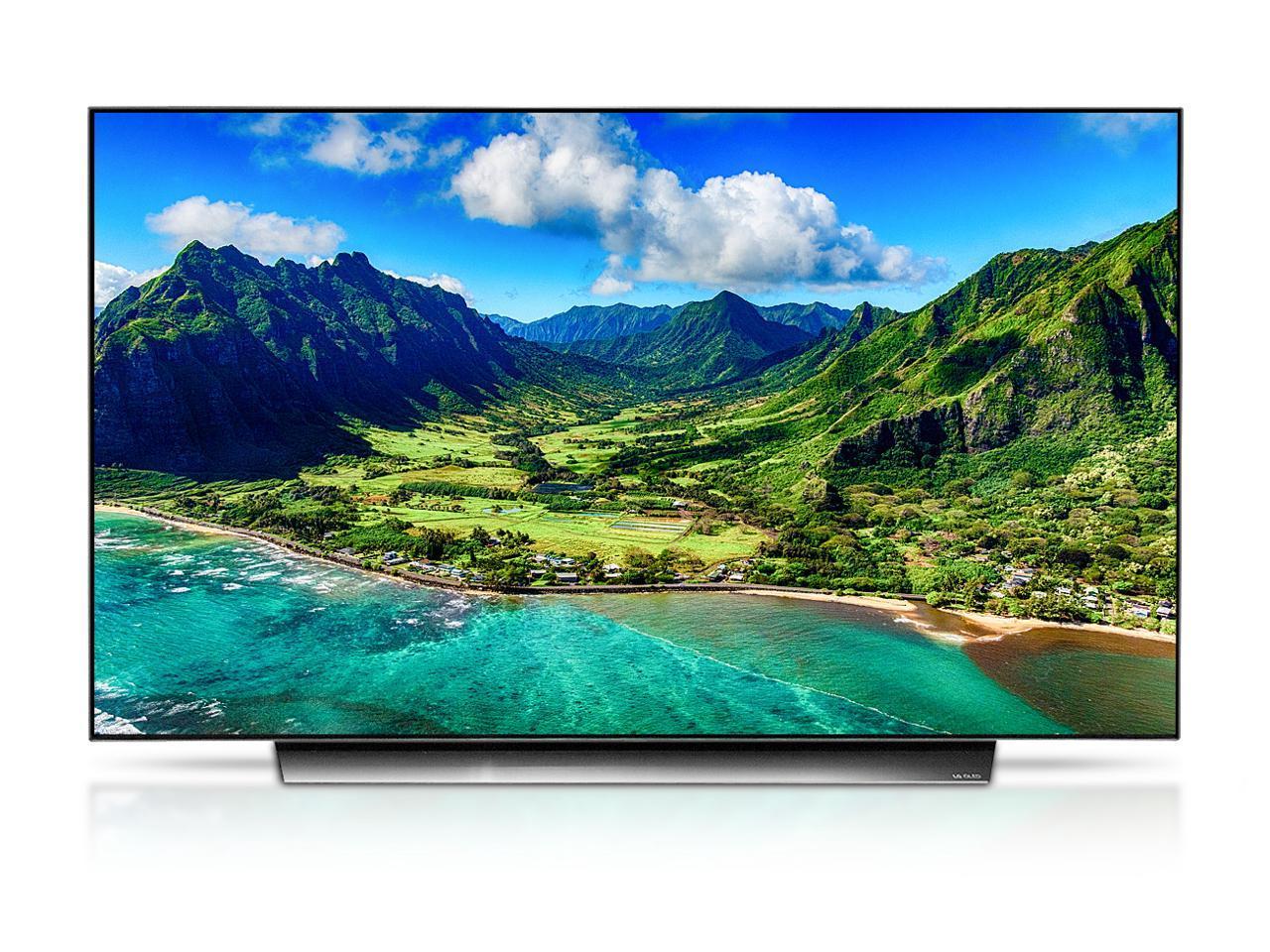 LG OLED65C9PUA Class HDR 4K UHD Smart OLED TV (2019 Model)