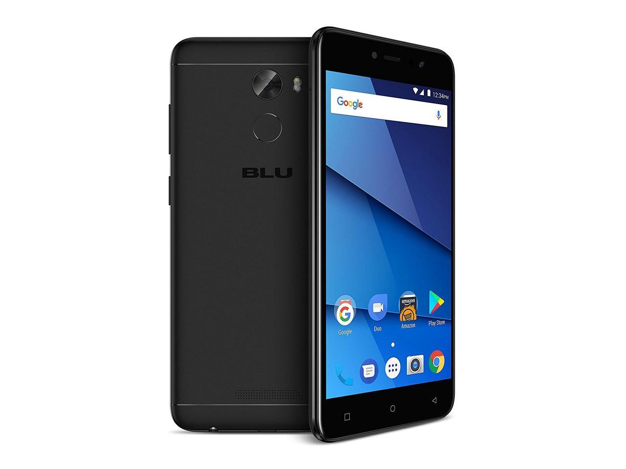 BLU Vivo 8L V0190UU 32GB Unlocked GSM Dual-SIM Phone