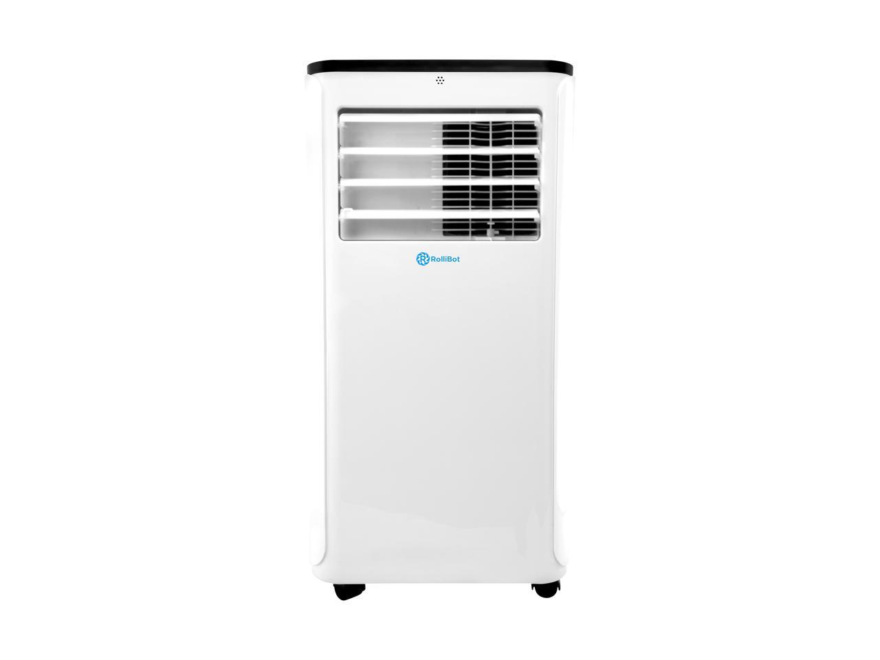RolliCool Alexa-Enabled Portable Air Conditioner with Heater, Dehumidifier, Fan (More Options)