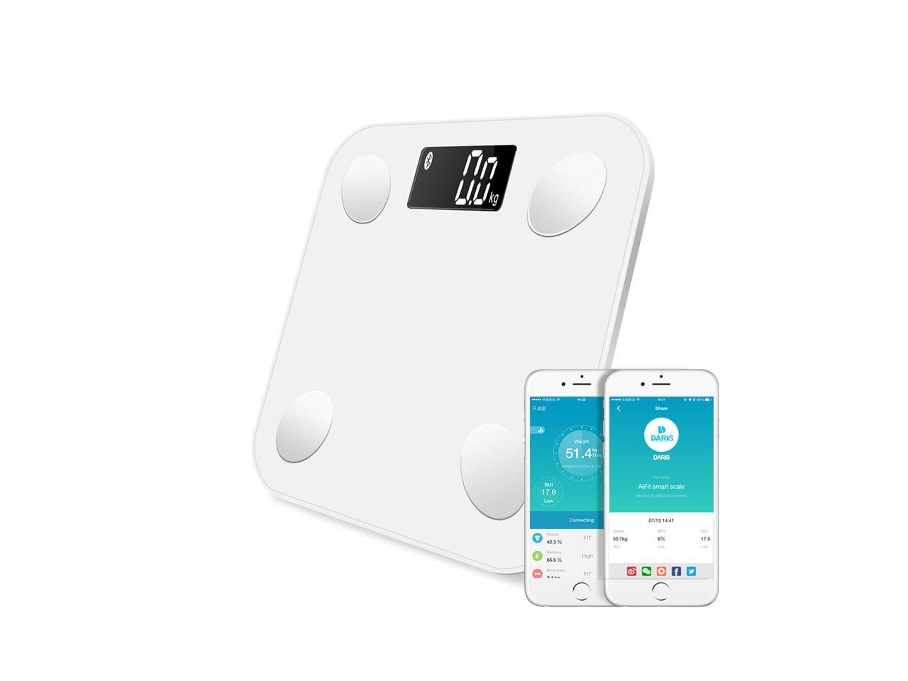 EC2WORLD Body Fat Digital Intelligent Weight Scales (More Options)