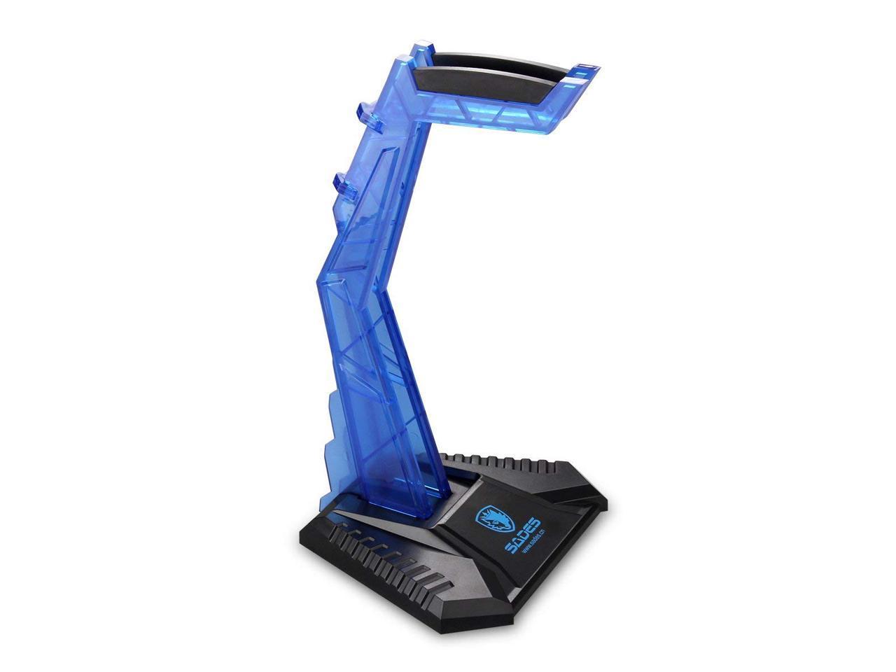 Наушники Игровая геймерская акриловая подставка SADES E-Sports для наушников (Фото 2)
