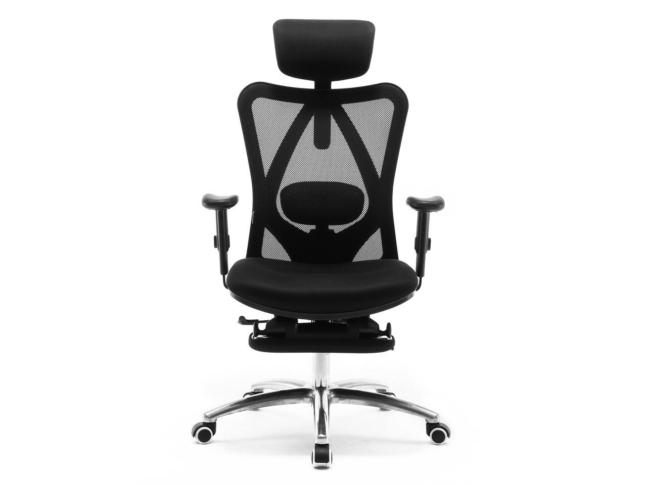 SIHOO Ergonomics Office Chair Recliner Chair, Adjustable Headrests, with Backrest and Armrest