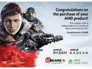 AMD Xbox Game Pass Gift