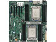 SUPERMICRO MBD-H11DSI-NT Mainboard, Factory Installed with 2 x AMD EPYC Rome ...