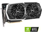 MSI GeForce RTX 2070 DirectX 12 RTX 2070 ARMOR 8G 8GB 256-Bit GDDR6 PCI Express ...