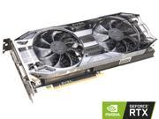 EVGA GeForce RTX 2070 Black GAMING, 08G-P4-1071-KR, 8GB GDDR6, Dual HDB Fans