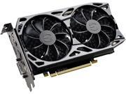 EVGA GeForce RTX 2060 KO GAMING Video Card, 06G-P4-2066-KR, 6GB GDDR6, Dual ...