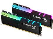 G.SKILL TridentZ RGB Series 16GB (2 x 8GB) 288-Pin DDR4 SDRAM DDR4 3200 (PC4 ...