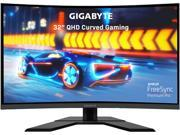 "GIGABYTE G32QC 32"" 165Hz 1440P Curved Gaming Monitor, 2560 x 1440 VA 1500R ..."