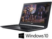"Acer A715-72G-72ZR 15.6"" IPS Intel Core i7 8th Gen 8750H (2.20 GHz) NVIDIA ..."