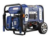 Ford 11,050 Peak Watt M-Frame Dual Fuel Portable Generator with Switch & Go Technology, FG11050PBE