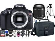 Canon EOS Rebel T6 DSLR Camera Kit