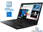 "Lenovo ThinkPad E580 15.6"" HD Notebook, Intel Dual-Core i5-7200U Upto 3.1GHz, ..."