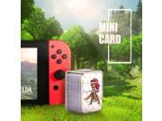New Mini 22PCS Full Set NFC PVC TAG Cards Contain 4 Champions BOTW for ZELDA AMIIBO Switch WII U