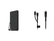 Deals on Mophie Powerstation Plus Lightning 6000mAh + Pro USB-C 2.0 Cable