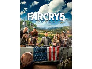UBISOFT Gift - Far Cry 5 Download Key