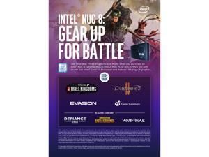 Intel NUC 8 Premium VR Capable Mini PC Kit NUC8i7HVK