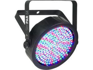 Chauvet Slim Par 64 LED RGB DMX Par Can LED Stage Color Changer & Color Wash