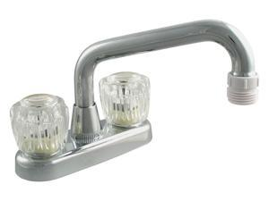 Ldr Chrome Two Handle Laundry Faucet  012-5205