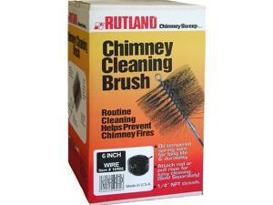 """Rutland 16406 6"""" Round Chimney Cleaning Brush"""