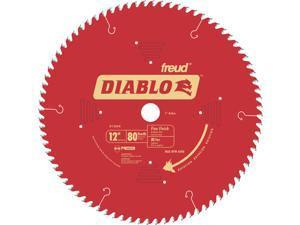 """Diablo D1080N 10/"""" 80T Diablo™ Non-Ferrous /& Plastic Table//Chop//Slide Miter"""